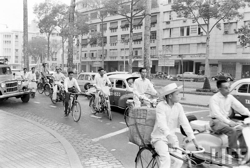 Đại lộ Lê Lợi - Sài Gòn 1961